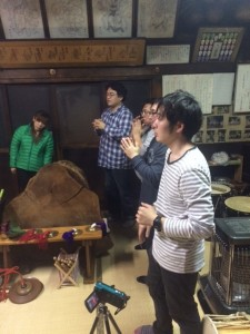 囃子練習 4