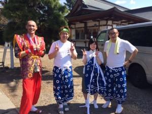 5 踊りメンバー